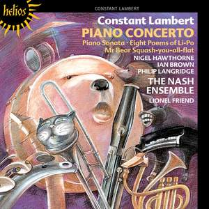 Lambert: Piano Concerto & other works Product Image