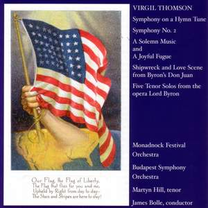 Virgil Thomson: Orchestral Works