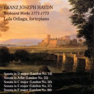 Haydn: Keyboard Sonatas Nos. 34-38