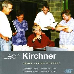 Leon Kirchner: Complete String Quartets