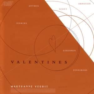 GERSHWIN, G.: Valentine Waltzes / DIERCKS, J.: 12 Piano Sonatinas / SCOTT, C.: 5 Poems (Valentines) (Verbit)