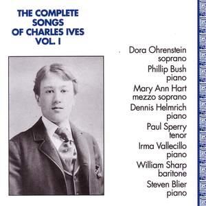 IVES, C.: Songs (Complete), Vol. 1