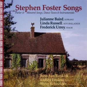 FOSTER, S.: Songs (Baird, Russell, Urrey)