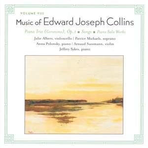 Music of Edward Joseph Collins, Vol. 8 Product Image