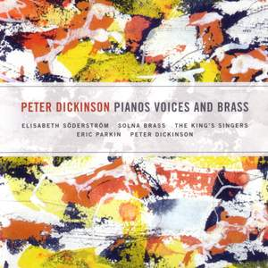 Peter Dickinson: Pianos Voice and Brass Product Image