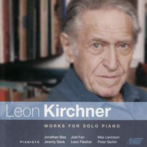 KIRCHNER, L.: Piano Music