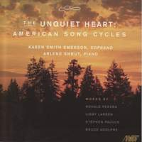 PERERA: Sleep Now / LARSEN, L.: Try Me, Good King / PAULUS: Songs of Love and Longing / ADOLPHE: A Thousand Years of Love (Emerson)