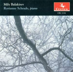 Balakirev: Piano Music
