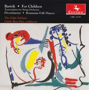 Bartok: For Children