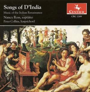 Sigismondo d'India: Songs