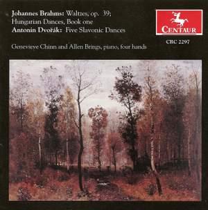 Brahms & Dvorak: Works for Piano Duet