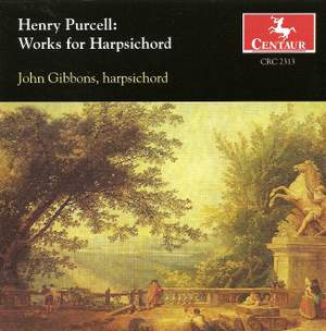 Purcell: Harpsichord Music