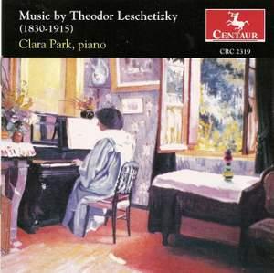 Leschetizky: Piano Music