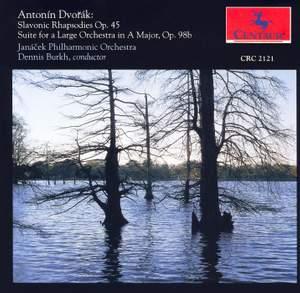 Dvorak: Slavonic Rhapsodies & Suite in A Major, 'American'