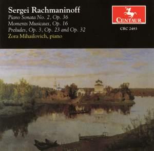 Rachmaninov: Moments musicaux