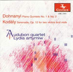 Dohnanyi: Piano Quintets