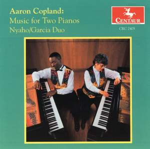 Copland: Music for 2 Pianos