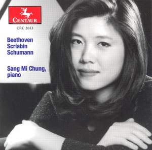 Beethoven, Schumann & Scriabin: Piano Works