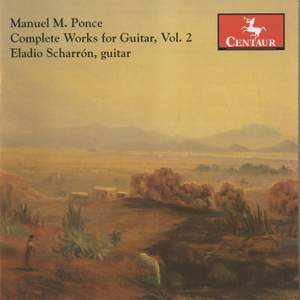 Ponce: Complete Guitar Music, Vol. 2