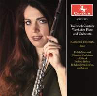 Twentieth-Century Works for Flute and Orchestra