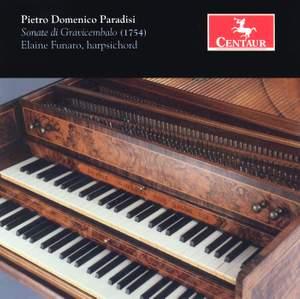 Paradies: Harpsichord Sonatas Nos. 1-12