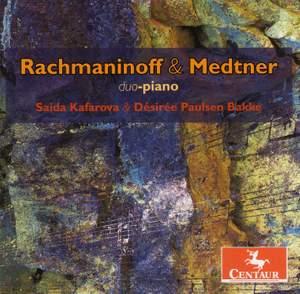Rachmaninov & Medtner: Duo-piano