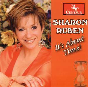 Ruben, Sharon: It's About Time!