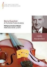 Boris Kuschnir: Violin Masterclass
