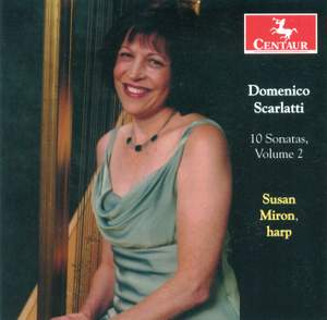 Domenico Scarlatti: 10 Keyboard Sonatas