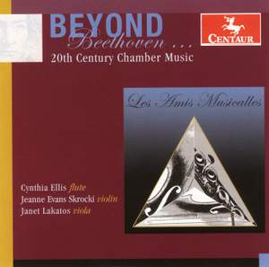 Beyond Beethoven: 20th-Century Chamber Music