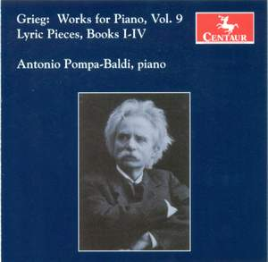 Grieg: Works for Piano, Vol. 9