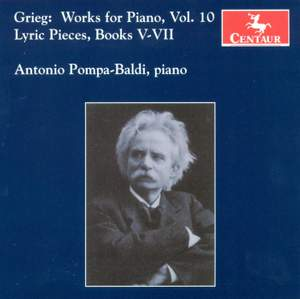 Grieg: Works for Piano, Vol. 10