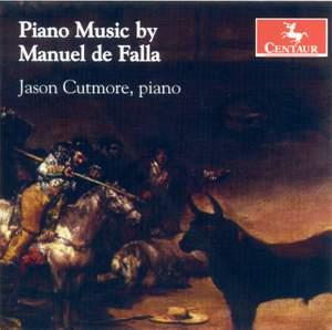 Piano Music by Manuel de Falla