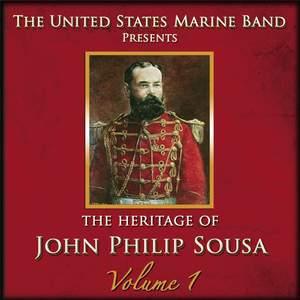The Heritage of John Philip Sousa, Vol. 1