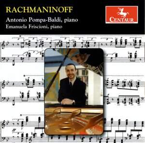 Rachmaninov: Sonata No. 2 & Corelli Variations