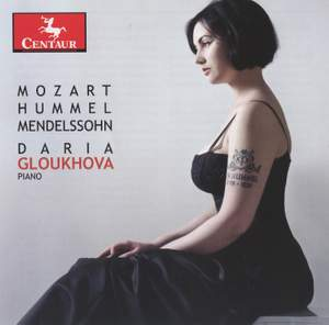 Mozart, Hummel & Mendelssohn: Piano Works