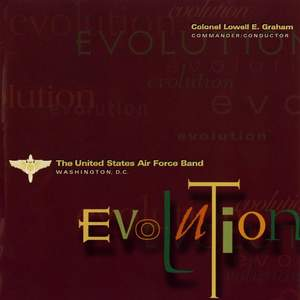 United States Air Force Band: Evolution Product Image