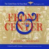 United States Air Force Concert Band: Front and Center