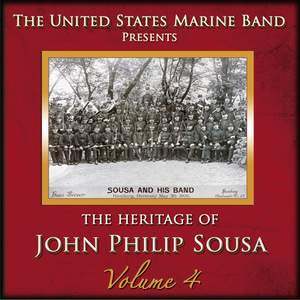 The Heritage of John Philip Sousa, Vol. 4 Product Image