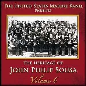 The Heritage of John Philip Sousa, Vol. 6