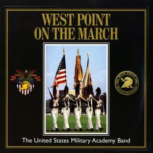 United States Military Academy Band: West Point On the March Product Image