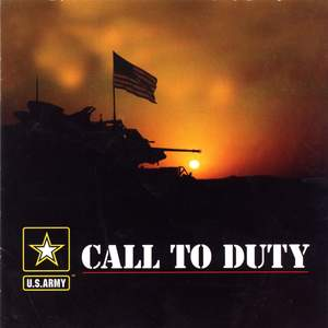 United States Army Field Band and Chorus: Call To Duty Product Image