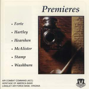 Air Combat Command Heritage of America Band: Premieres Product Image