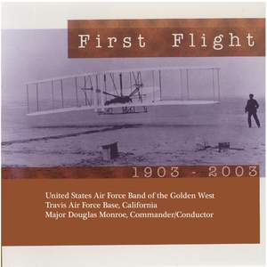 United States Air Force Band of the Golden West: First Flight