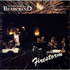 United States Army Brass Band: Firestorm Product Image