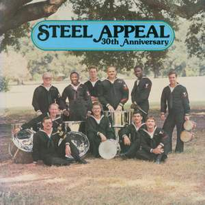 United States Navy Steel Band: Steel Appeal, 30th Anniversary Product Image