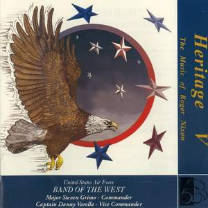 United States Air Force Band of the West: Heritage V Product Image
