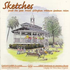 United States Air Force Heritage of America Band: Sketches