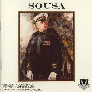 Air Combat Command Heritage of America Band: Sousa Product Image