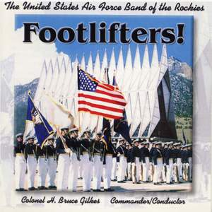 United States Air Force Band of the Rockies: Footlifters!